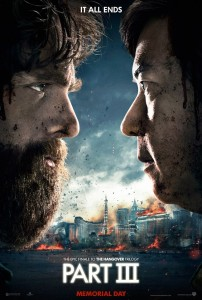 The Hangover 3 Teaser Poster